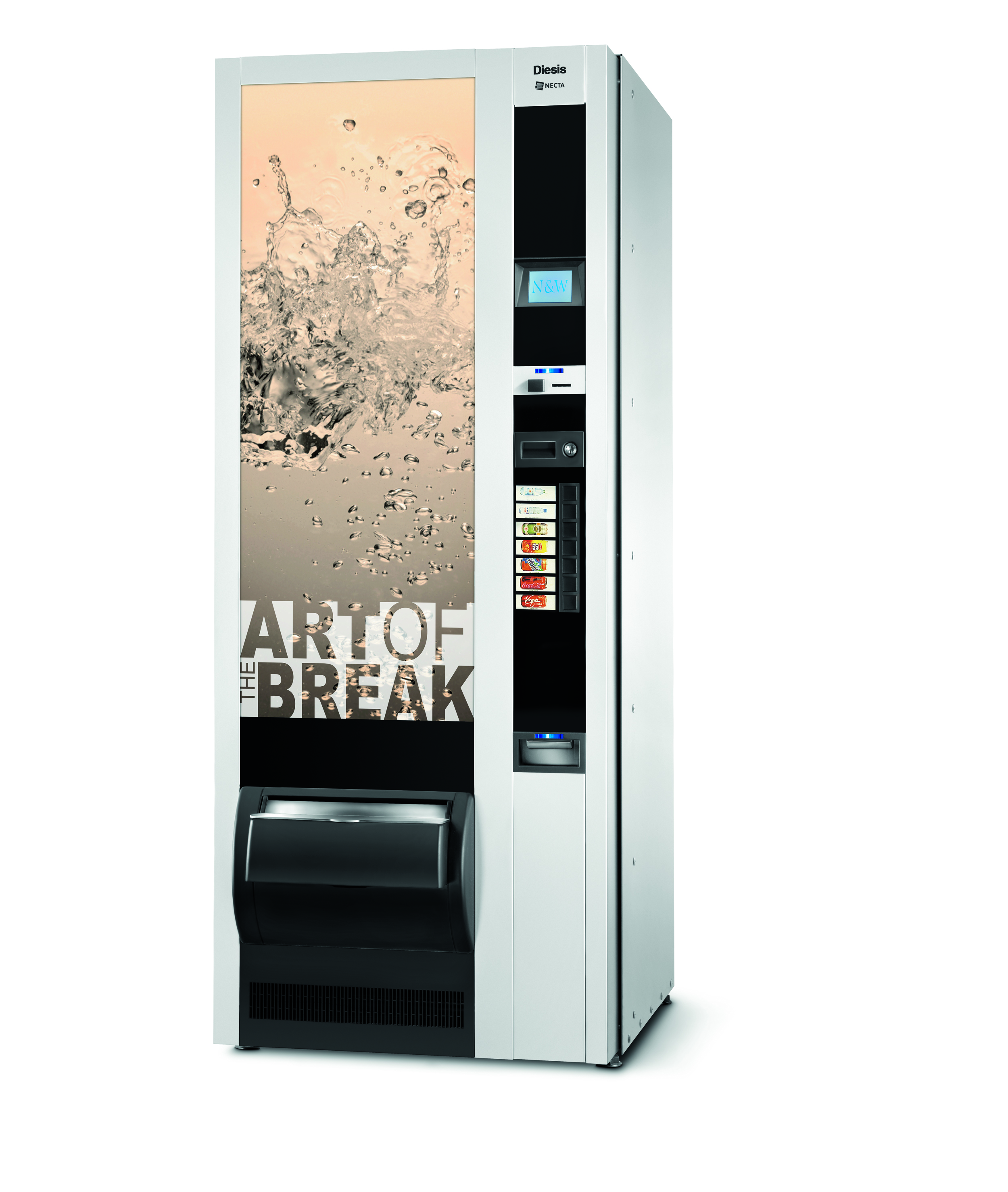 Diesis Cold Drinks Vending machine