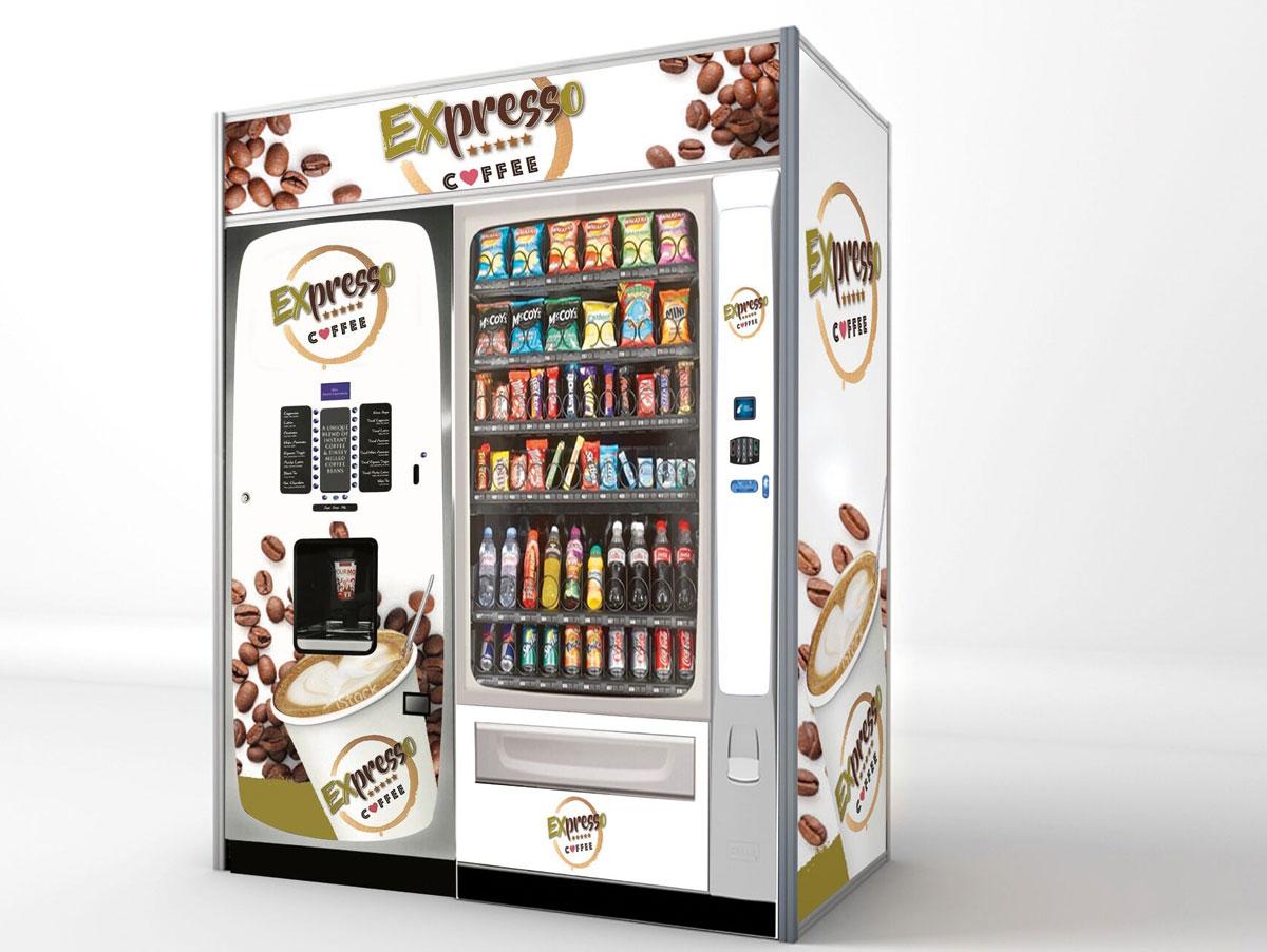 Expresso Premium Coffee Machine
