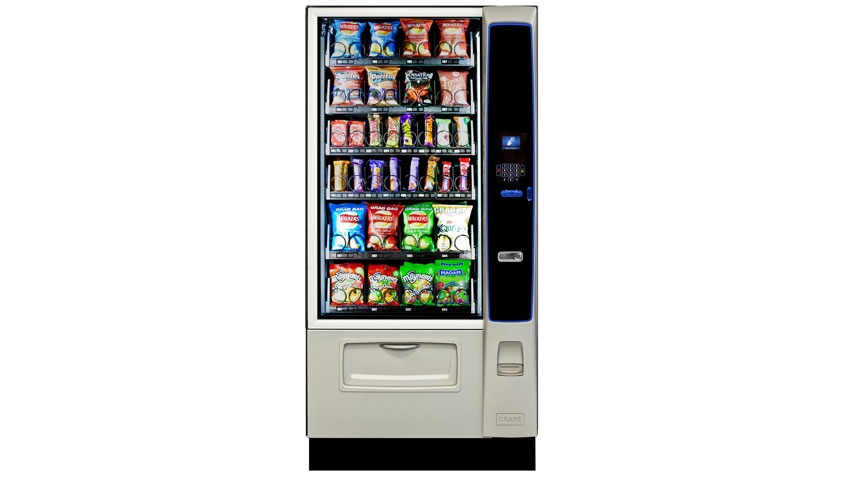 Snack Machine, Merchant media 4