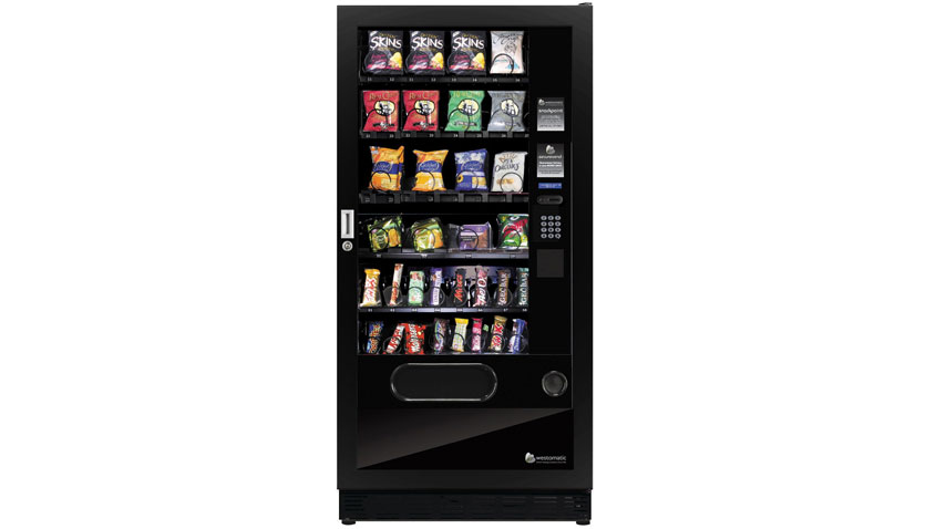 Snack machine Quattro
