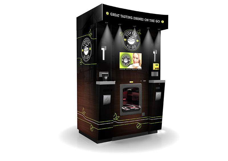 Coffee Retail Solutions