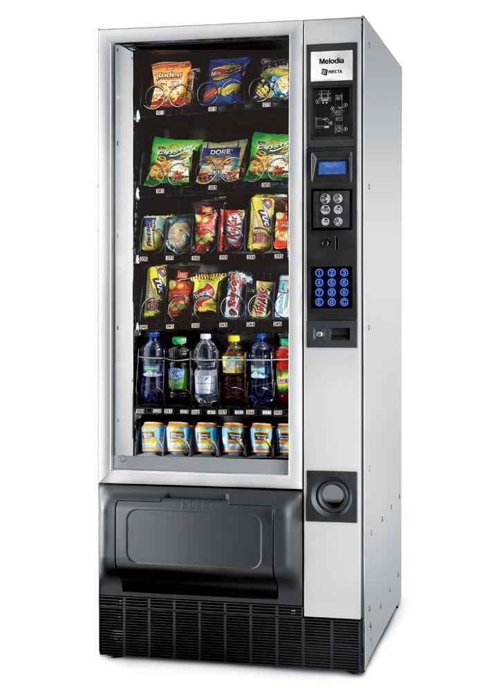 Combo vending machine Melodia