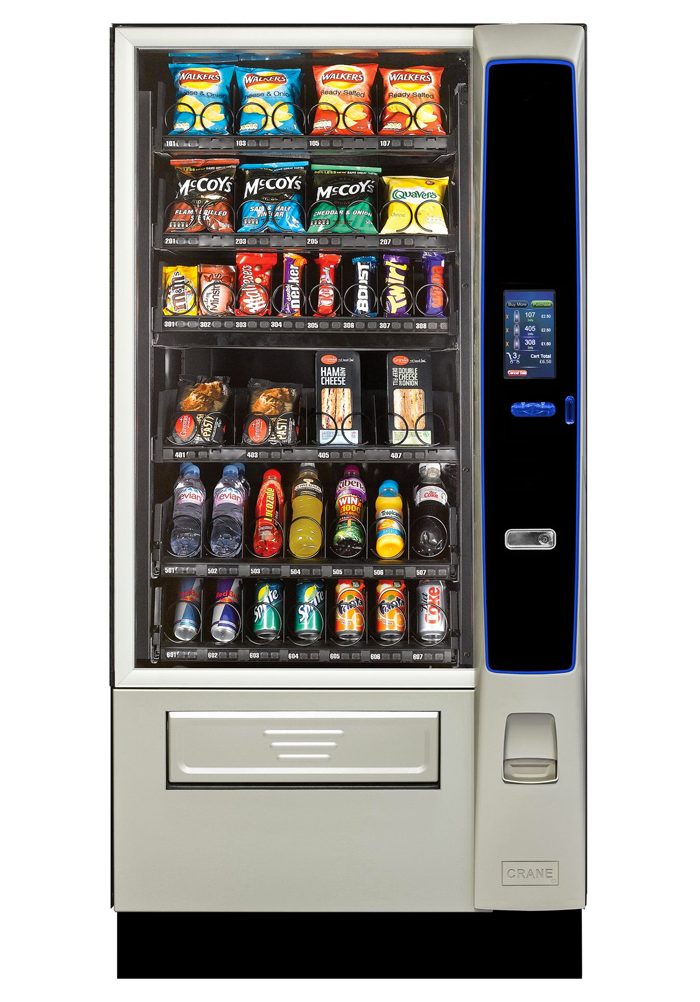 Combo vending machine merchant media 4