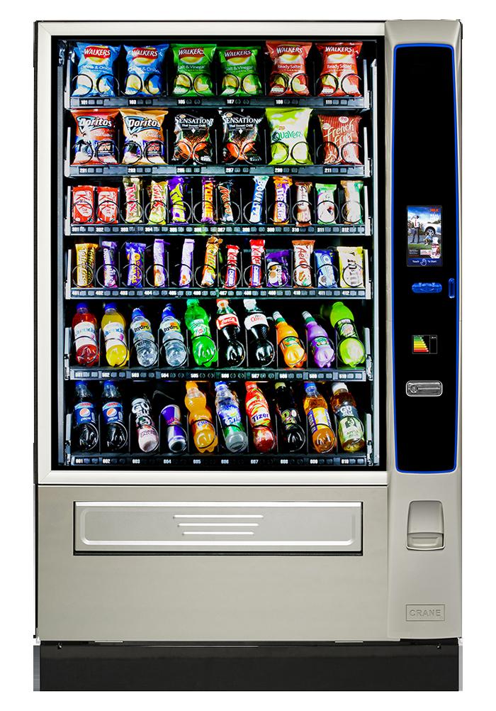 Combo vending machine merchant media 6