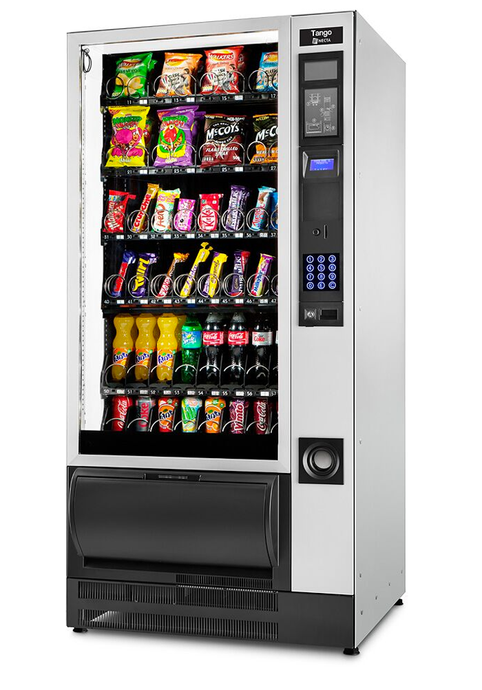 Combo vending machine large Tango