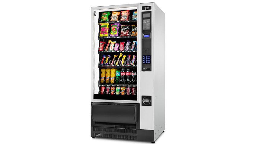 Combo vending machine large Tango