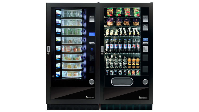 Food vending machine easy 6000