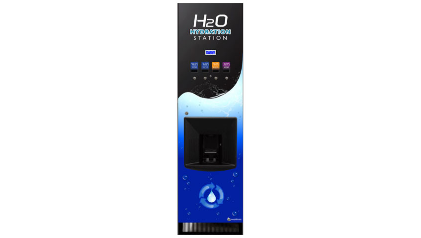Hydration Station H2O