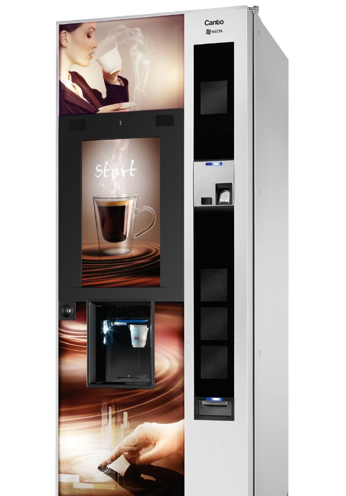 Hot Drinks Machines Canto Touch
