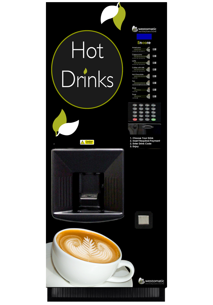 Hot drinks Eco Encore