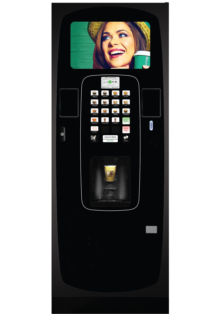 Hot drinks machines Icon