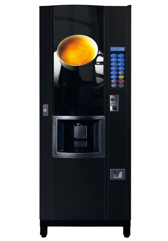 Hot drinks machine large