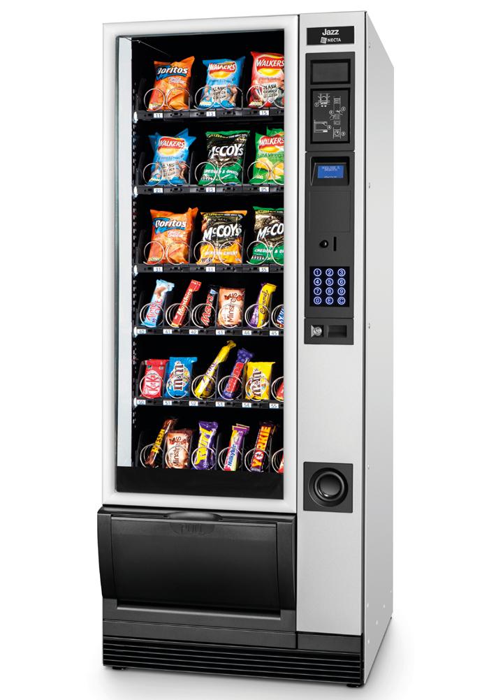 Snack machine Jazz