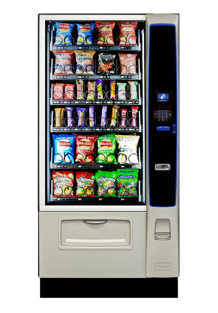 Snack Machine, Merchant media 4