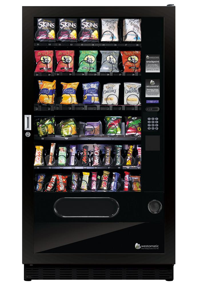 Snack machine Qunito
