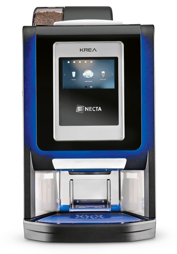 Table top coffee machines, krea touch