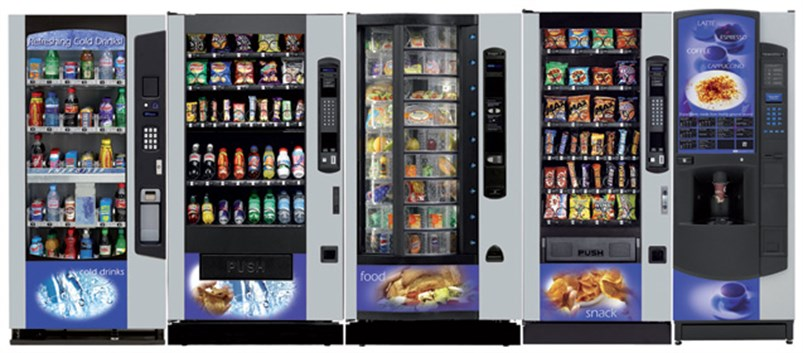 vending machine uk