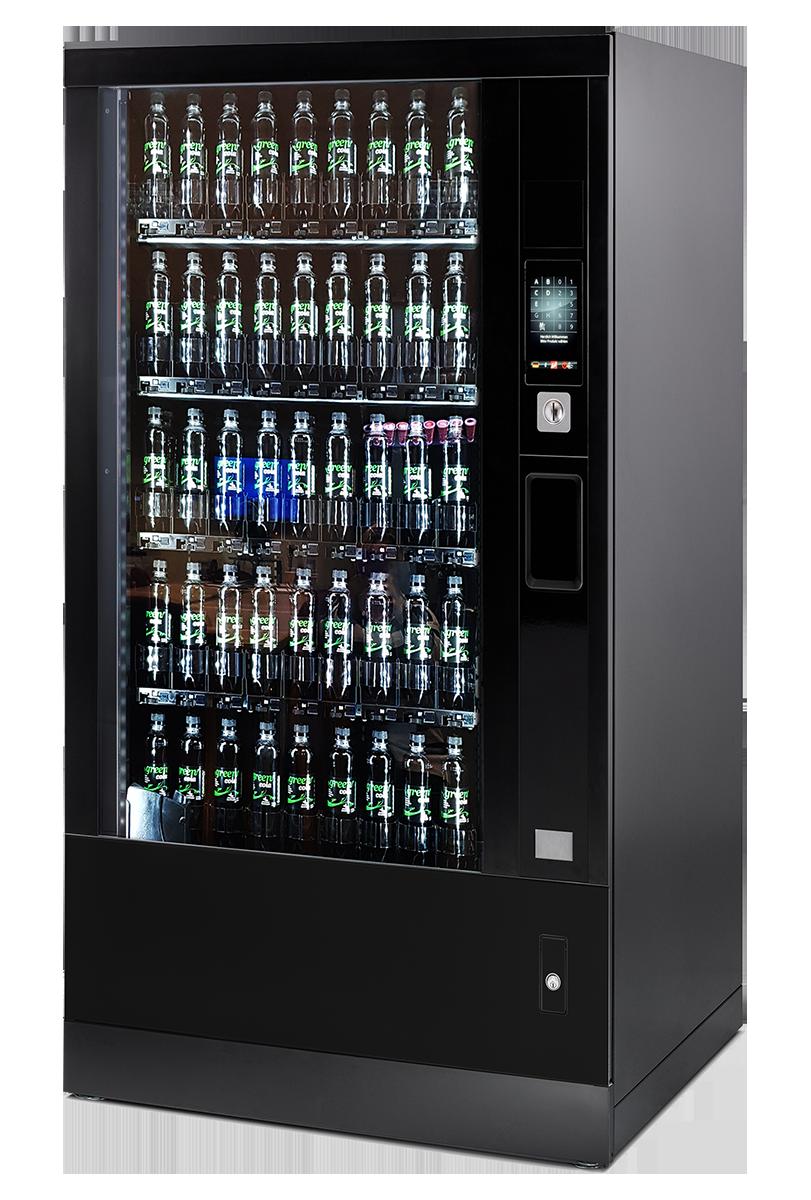 Westomatic elevate cold drinks vending machine